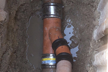 Sewer Connections & Installation